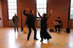 Flamenco reception 011218