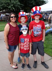 Fourth of July 2018 Gough Park