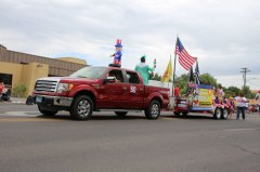 Fourth of July parade 2018 part 2