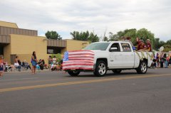 Fourth of July parade 2018 part 3