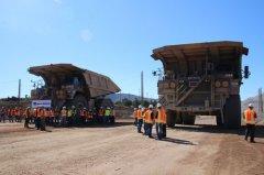 Freeport Cobre Mine tour 091318