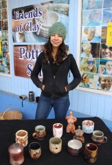 Friends of Pottery sale 032418