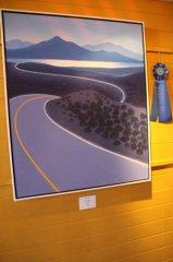 Grant County Art Guild Purchase Prize reception 092518