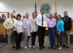 Grant County Commission proclamations 041918