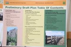 Gila National Forest plan revision open house 032118