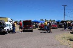 Hurley 13th annual car show 051218