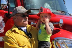 Pinos Altos VFD open house 041418
