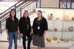 Pre-preview of WNMU Museum