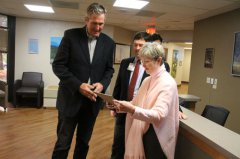 Premier Brian Pallister at GRMC 111218