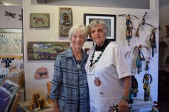 Silver City Art Association hosts Red Dot Weekend at the Galleries 100618