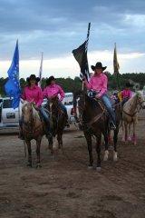 Wild, Wild West Pro Rodeo 0615-16 2018