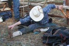 Wild, Wild West Pro Rodeo bull riders 061318