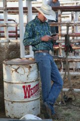Wild, Wild West Pro Rodeo bull riders 061318