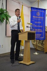 Silver City-Grant County Chamber of Commerce luncheon 080218