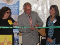 Santa Clara solar project on senior center 101218