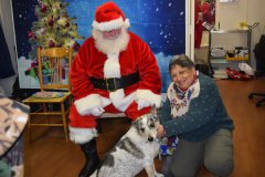 Santa at Our Paws Cause 120618