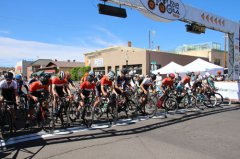 Tour of the Gila Criterium 042118