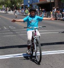 Tour of the Gila citizens races 042118