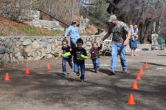 Silver City Territorial Day kids fun run 021718