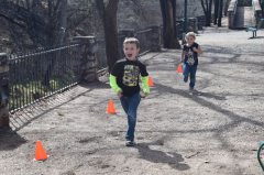 Silver City Territorial Day kids fun run 021718