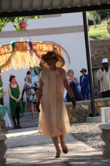 WNMU Foundation Hats in the Garden 093018 part 2