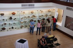 WNMU Museum holds preview of renovations 072018