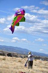 Whitewater Mesa Kite Flying Festival 040718