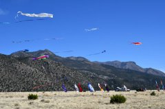 Whitewater Mesa Kite Flying Festival 040718