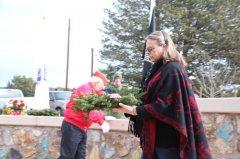 Wreaths Across America at Fort Bayard 121518