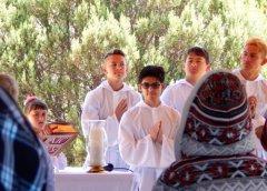St. Francis Newman Center picnic 052719