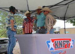 2019 Rodeo reception at 1st NM Bank