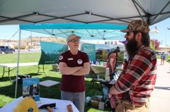 Continental Divide Trail Days 042719