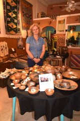 CLAY Festival art walk 071919