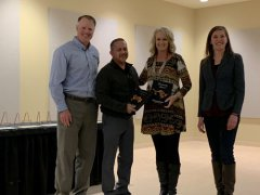Freeport-McMoRan holds awards ceremony for CIF grant recipients 120419