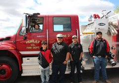 Fire and emergency groups host event 041319