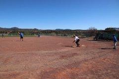 Fort Bayard Baseball game 101919