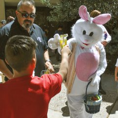 GRMC Easter egg hunt 041919
