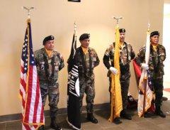 Honor Flight celebration 100919