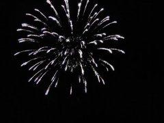 July Fourth Fireworks 070419