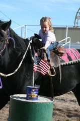Luna County Fair Junior Rodeo 100619 part 1