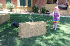 Rodeo at Silver City Museum 061519