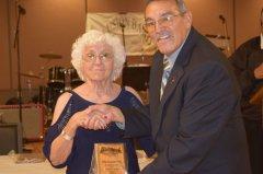 Senior Olympics Award Banquet 081719