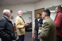 Veterans Resource Center grand opening 110219