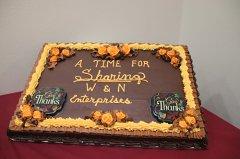 W and N Enterprises Thanksgiving Dinner 112419