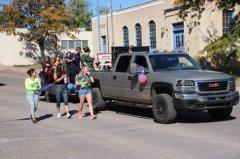 WNMU Homecoming Parade 100519