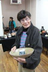 WNMU pottery sale fundraiser 032319