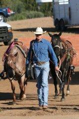 Wild, Wild West Pro Rodeo slack roping 061219