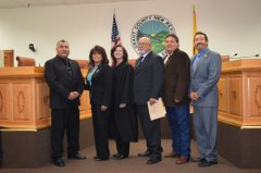 Grant County swears in recently elected officials 122819