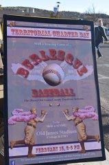 Burlesque Baseball Game 021520
