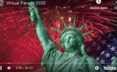 July Fourth Virtual Parade 2020